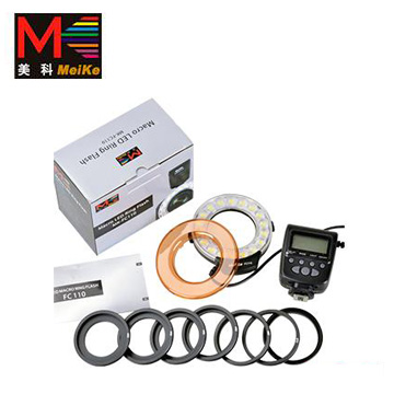 MEIKE FC110 FOR NIKON/CANON 環形閃光燈(FC110)