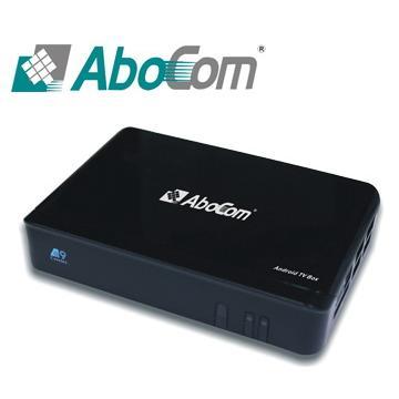 AboCom友旺 Android智慧電視盒 A02 PLUS