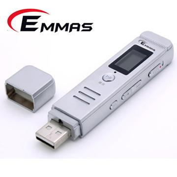 【8G】EMMAS USB數位錄音筆 SY-780(SY-780 8GB)