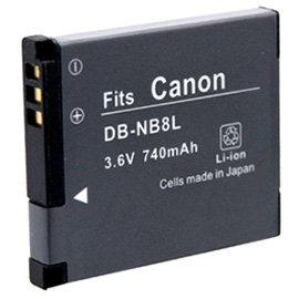 Canon NB-8L副廠鋰電池