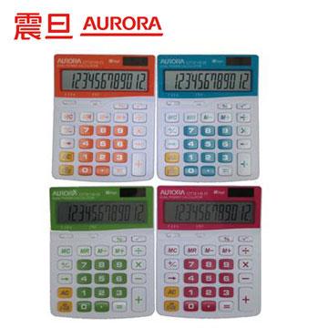 AURORA 12元彩虹計算機 一入(DT316)