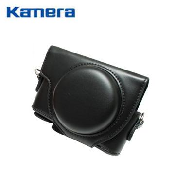 SONY RX100 專用皮質相機包-黑(RX100專用相機包)