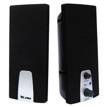 連鈺USB多媒體喇叭(TCS2281)