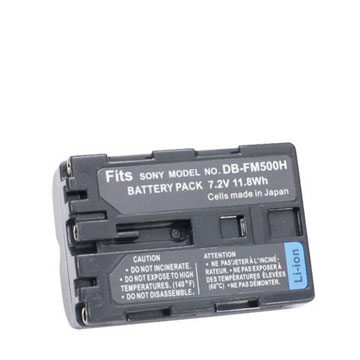 SONY NP-FM500H副廠鋰電池(NP-FM500H)