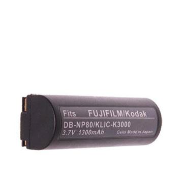 Fujifilm NP-80副廠鋰電池(NP-80)