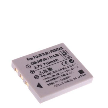Fujifilm NP-40 & Pentax D-Li8副廠鋰電池(NP-40 & D-Li8)