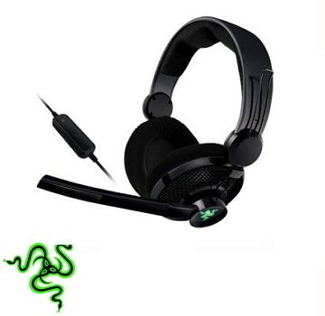 Razer Carcharias (Xbox) 噬人鯊耳麥