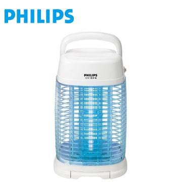 PHILIPS 15W 光觸媒殺菌捕蚊燈方圓型(NEW IST 409YQ)