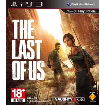 PS3-最後生還者 (中英文合版)(BCAS-25015)
