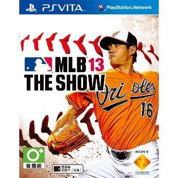 PSVITA-MLB 13 The Show(VCAS-34021)