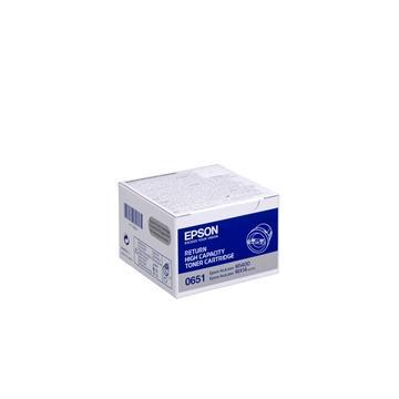 EPSON C13S050651碳粉-6支(7108017)
