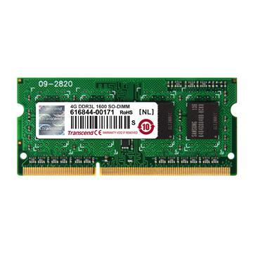 【4G】創見 DDR3L-1600(TS512MSK64W6H)