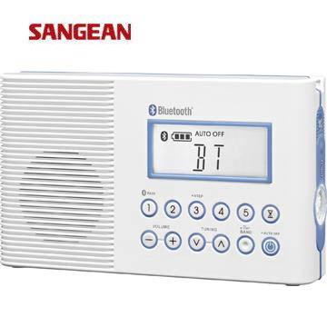 SANGEAN 藍牙收音機  H202(H202)