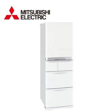 MITSUBISHI 420公升瞬冷凍1級節能五門冰箱(MR-B42T-W)