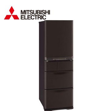 MITSUBISHI 420公升瞬冷凍1級節能五門冰箱(MR-B42T-UW)