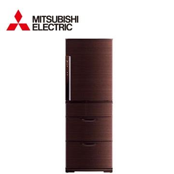 【福利品 】MITSUBISHI 520公升瞬冷凍1級節能五門冰箱(MR-BX52W-BR)