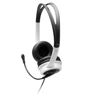 人因 E255W輕便型頭戴式耳麥(E255W)