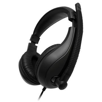 人因 E256K舒適型頭戴式耳麥(E256K)