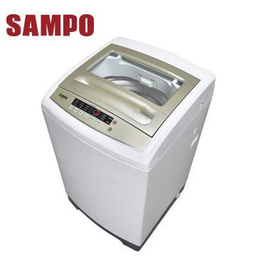 聲寶 12.5公斤Fuzzy單槽洗衣機