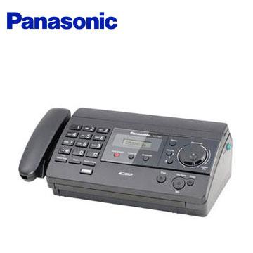 【福利品】 Panasonic感熱式傳真機  KX-FT501(KX-FT501)