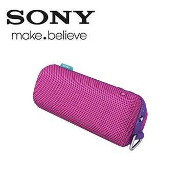 [福利品]SONY NFC/藍牙揚聲器(輕漾粉)  SRS-BTS50/PCTW2