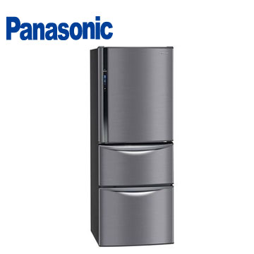 Panasonic 468公升ECO NAVI三門變頻冰箱(NR-C477HV-K(極致黑))