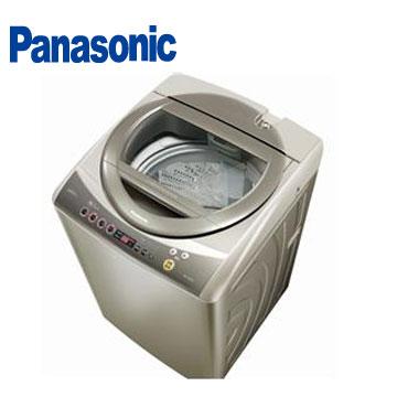 Panasonic 12公斤大海龍洗衣機(NA-120YB-N(香檳金))