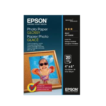 EPSON 4x6 超值光澤相紙(C13S042546)