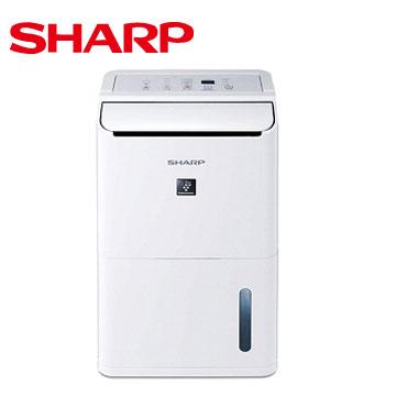 【福利品】SHARP 8L清淨除濕機(DW-D8HT-W)