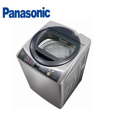 Panasonic 10公斤ECO NAVI變頻洗衣機(NA-V100YBS-S(不鏽鋼))