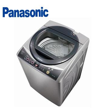 Panasonic 11公斤ECO NAVI變頻洗衣機(NA-V110YBS-S(不鏽鋼))