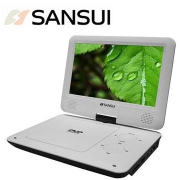 SANSUI Hi-HD數位電視行動影音  JPD18(JPD18)