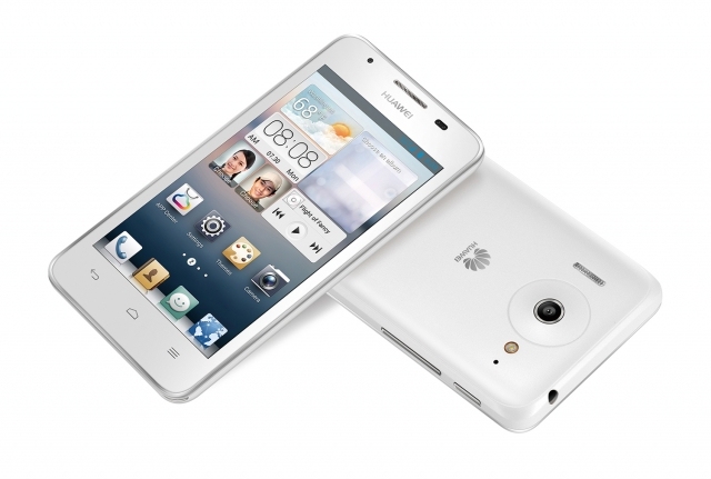 Huawei Ascend G510 白(G510)