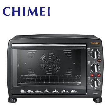 CHIMEI 26L易潔式後旋風電烤箱