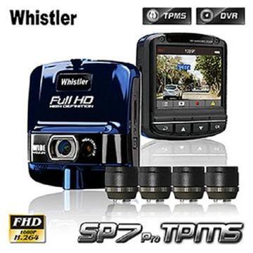 Whistler SP7 Pro-TPMS 胎壓行車記錄器