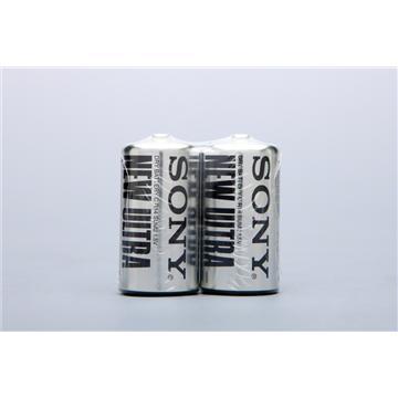 SONY碳鋅2號電池(2入)(C2)