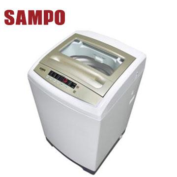 聲寶 7.5公斤Fuzzy單槽洗衣機(ES-A08F(Q))