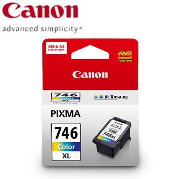 CANON 746XL 高容量彩色墨水匣