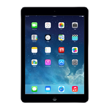 IPAD AIR WIFI 16GB SPACE GRAY