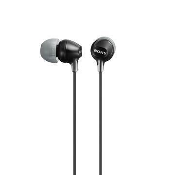 SONY MDR-EX15LP入耳式耳機(黑)(MDR-EX15LP/BCE)