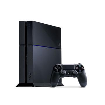 PS4-主機(極致黑)