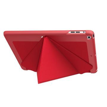 HOTGO iPad Air 多角度保護套-紅(LQLI-HOTGOIPDRD)