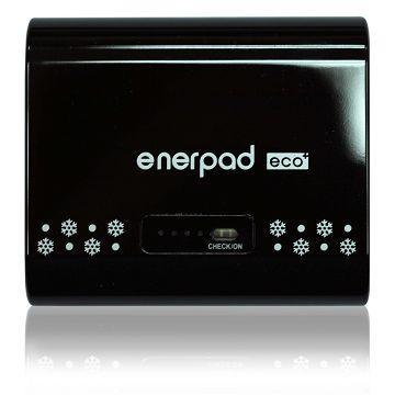 【5200mAh】enerpad 行動電源-黑(PB-5200DS-黑)