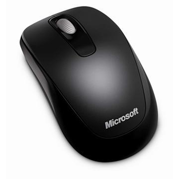 微軟無線行動滑鼠1000(黑)(2CF-00005)