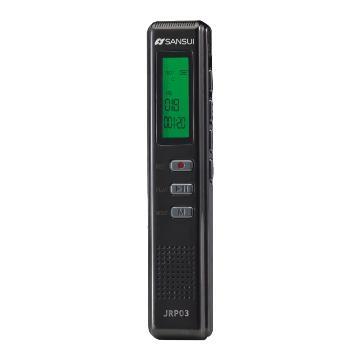 【8G】SANSUI MP3數位錄音筆 JRP03(JRP03)