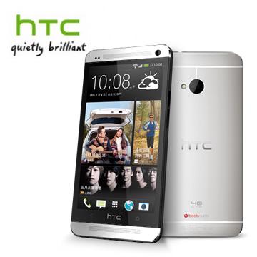 HTC One 32G LTE(銀)(801s銀)