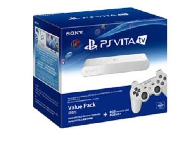 PS VITA TV 同捆主機包(VTE-1007 AA01)