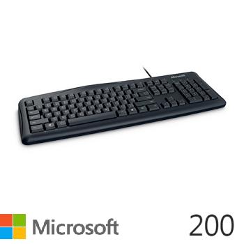 微軟標準鍵盤 200(JWD-00044)