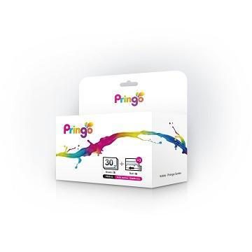 Pringo P231印相機相紙(銀框)