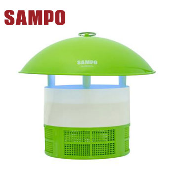 聲寶 光觸媒吸入式捕蚊燈